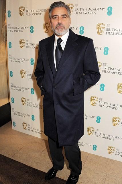 George Clooney in Girogio Armani