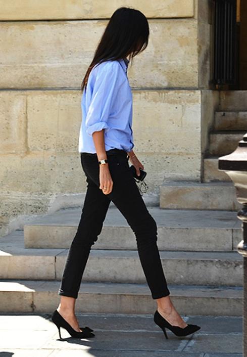 ex editor of French Vogue Emmanuelle Alt